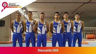 Mondiale Stoccarda 2019 - La Road to Tokyo dell'Artistica maschile