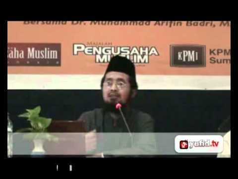 Seminar Ekonomi Islam - Alternatif Permodalan Dalam Islam (#8) - Dr. Muhammad Arifin Badri