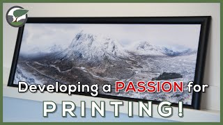 Developing a Passion for Printing