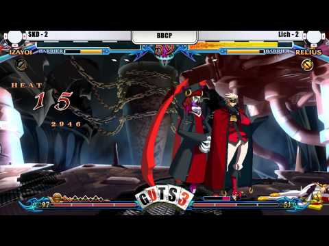 Blazblue: Chrono Phantasma  Guts3 - Finals video