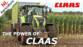 The power of CLAAS in the Netherlands | Part 1.