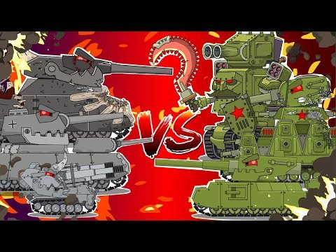 Все серии Третьего сезона - Железных монстров / Мультики про танки