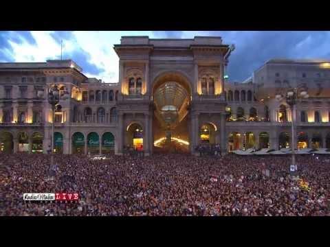 CESARE CREMONINI – La nuova stella di Broadway 2013 RadioItaliaLive Il concerto