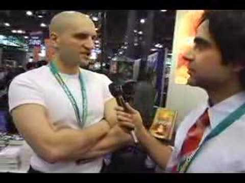 Your Mom's Basement Interviews author China Miéville.