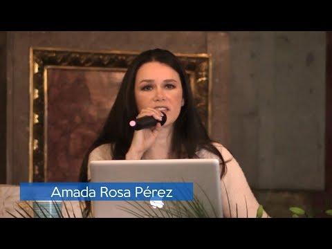 Testimonio de Amada Rosa Pérez - Congreso Guadalupe y Fátima