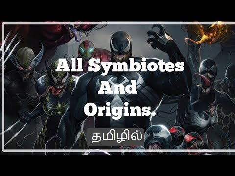 All Symbiotes(Venom) and Origins | Explained In Tamil | (தமிழ்) en streaming