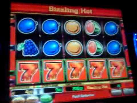 sizzling hot 5 7er trick