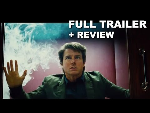 Mission Impossible 5 Rogue Nation Official Trailer + Trailer Review : Beyond The Trailer video