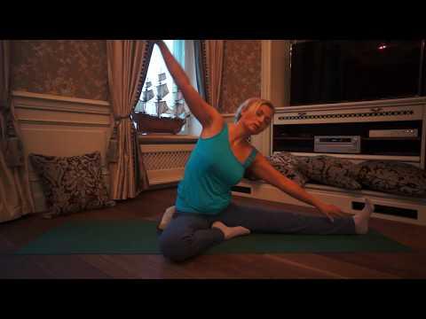 Лучший комплекс упражнений для беременных