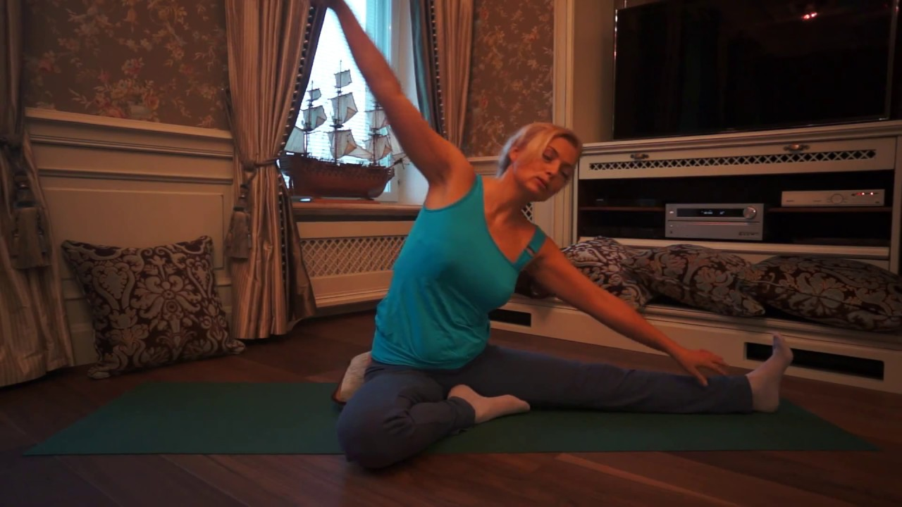 Мария порозинская гимнастика для беременных 1 триместр 27