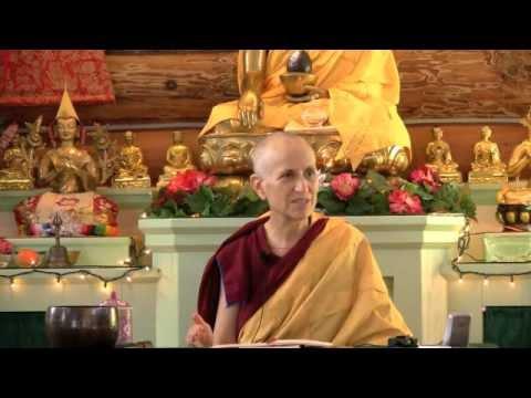 38 Introduction to Two-Week White Tara Retreat - White Tara Retreat - 02-20-11