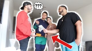 ASKING MY FRIENDS TO BORROW MONEY!!! (Loyalty Test) *EXPOSED*