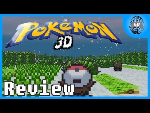 Pokemon 3D Review