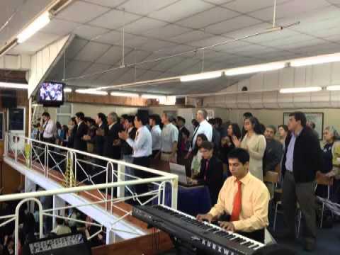SOLO MÚSICA DEL TABERNÁCULO -LA VOZ DE DIOS-SANTIAGO-CHILE