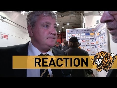 Manchester United v Hull City | Reaction With Steve Bruce