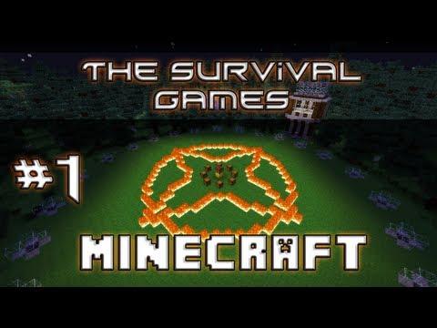 Igrzyska Śmierci - Minecraft - #1