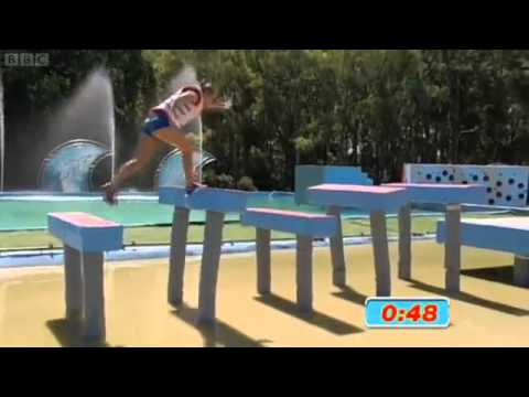 Vic The Vegan - Victoria Eisermann - Total Wipeout