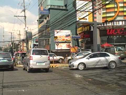 Kamuning Road and Tomas Morato