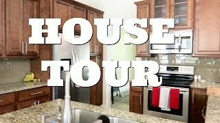 EMPTY HOUSE TOUR! | OVERVIEW!