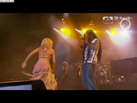 Shakira Waka Waka Live Latin Grammy Awards Sexy Hd 720p Hot! Rock In Rio Ama Wherever Whenever Song video