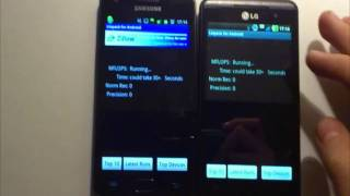 LG Optimus 3D vs Samsung Galaxy s2
