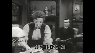 Ida Lupino, Hurd Hatfield--Various Temptations, 1959 TV