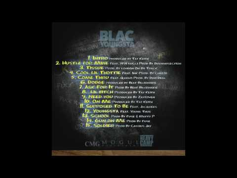 Blac Youngsta - Supposed To Be (Feat. Jacquees) (Fuck Everybody)
