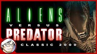 EN EL ESPACIO, NADIE OIRA TUS #&%$#*DAS! ► Aliens Versus Predator Classic 2000 │ Halloween 2018
