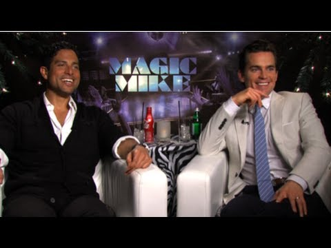 Matt Bomer and Adam Rodriguez on Showing Their