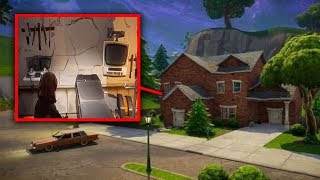 6 Creepiest Things Found in Fortnite