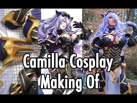 Yaya Han Cosplay Making of: Camilla - Fire Emblem