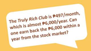 Is the Truly Rich Club Worth It? (2015 Review)