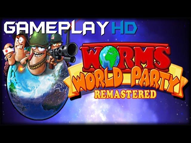 Руководство запуска: Worms World Party Remastered по сети
