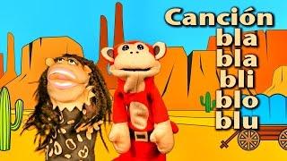 Canción bla ble bli blo blu - El Mono Sílabo - Videos Infantiles - Educación para Niños #