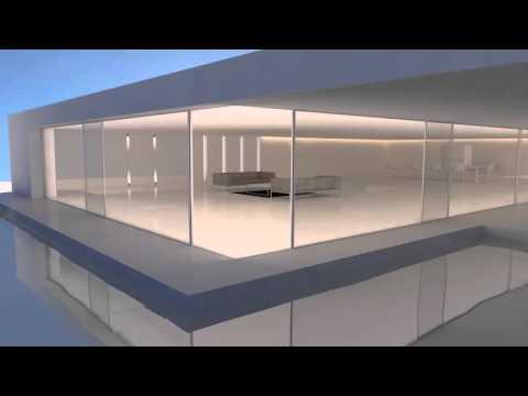 Open corner sliding - Ouvrant d'angle
