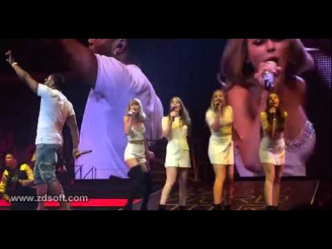 Taylor Swift & Haim Become Nelly's 'Hot in Herre'Watch  This Amzing Performance VIDEO