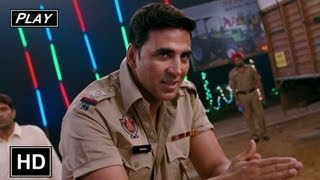 Akshay Kumar is clean and fast