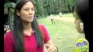 Sports Kidz- Katrice with an interview on Ms. Reema Chanco