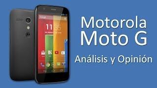 Moto G de Motorola: Análisis y Opinión en Español