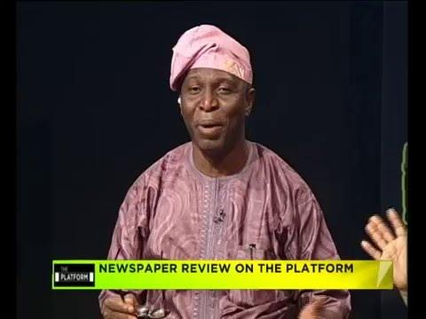 The Platform ..Episode 1 |TVC News Nigeria