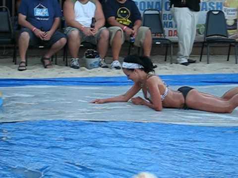 Bikini Slip-n-Slide 3 - YouTube