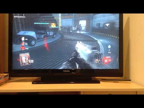 Advanced Warfair Exo Zombies (Outbreak) PS3