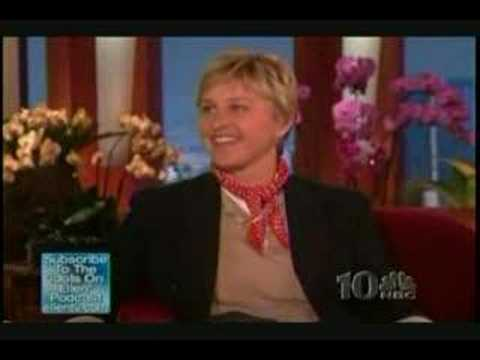 Michael Johns on Ellen (full)