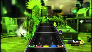 GH WOR - 1985 - Bowling For Soup/SR-71 - Custom Song - X Guitar FC