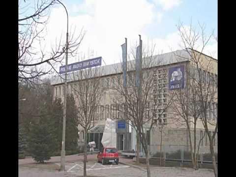 Radio Białystok - Fragment Programu 14.02.1998 (Dorota Sokołowska)