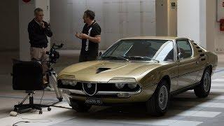 Fred & Bo - L'Alfa Romeo Montreal di Federico De Franceschi