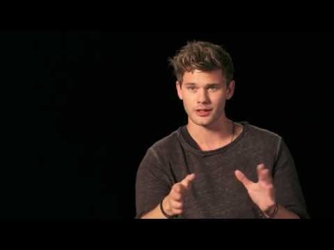 """The Woman In Black 2 Angel of Death: Jeremy Irvine """"Harry Burnstow"""" Behind the Scenes Interview 1"""