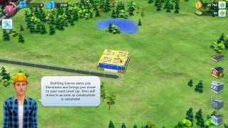 SimCity BuildIt - How to get back your old city TUTORIAL