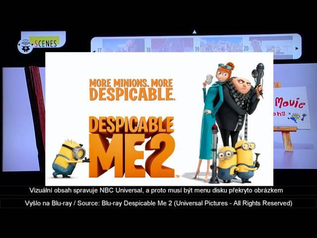 227. Díl pořadu Film-Arena: Já, padouch 2 / Despicable Me 2 (Blu-ray Unboxing)