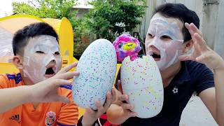 Đồ Chơi Bé Vui Sinh Nhật Anh ❤ ChiChi Toys Family ❤ Trò Chơi Kids Fun
